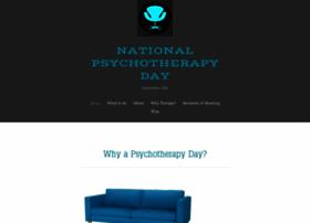 nationalpsychotherapyday.com