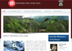 nationalrailplan.in
