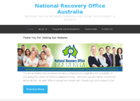 nationalrecoveryoffice.com