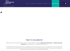 nationalrecyclingawards.com