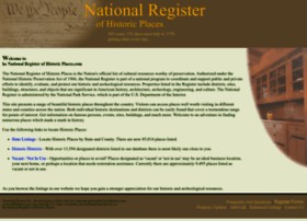 nationalregisterofhistoricplaces.com