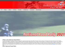 nationalroadrally.co.uk