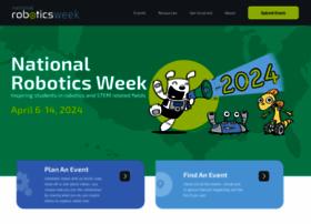 nationalroboticsweek.org