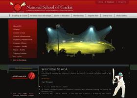 nationalschoolofcricket.com