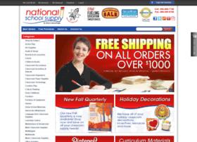nationalschoolsupply.com