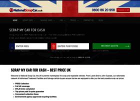 Nationalscrapcar.co.uk