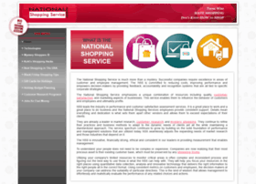 nationalshoppingservice.com