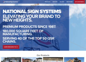 nationalsignsystems.com