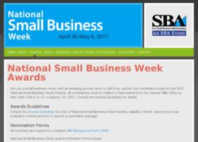 nationalsmallbusinessweek.sba.gov