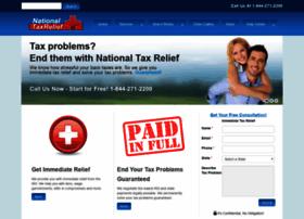 nationaltaxreliefinc.com