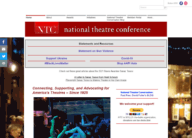 nationaltheatreconference.org
