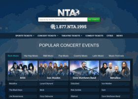 nationalticketagency.com