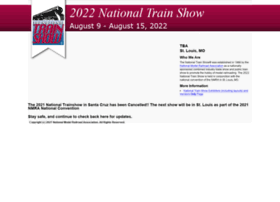 nationaltrainshow.org