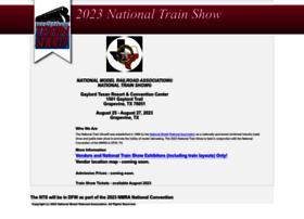 nationaltrainshow.org