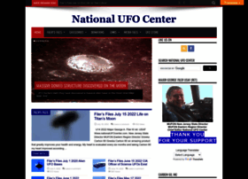 nationalufocenter.com