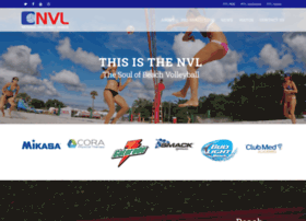 nationalvolleyballleague.com