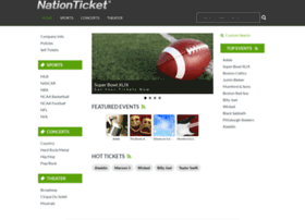 nationticket.com