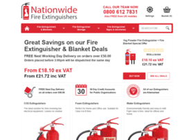 nationwidefireextinguishers.co.uk