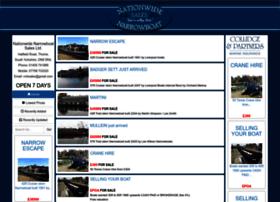 nationwidenarrowboatsales.com