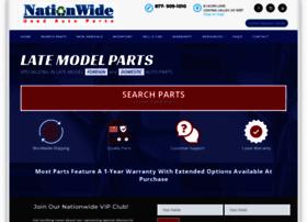 nationwideusedautoparts.com