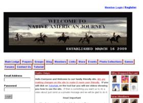 nativeamericanjourney.com