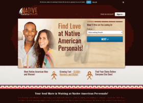 Native american online dating