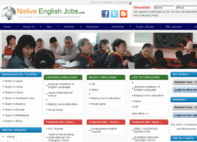 nativeenglishjobs.com