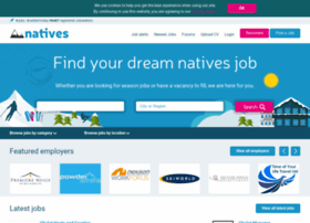 natives.co.uk