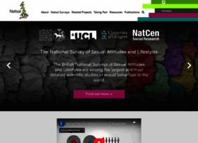 natsal.ac.uk