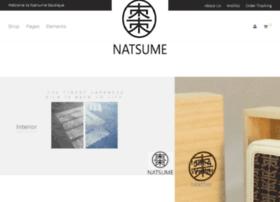 natsume-store.com