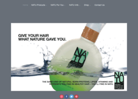 natuhaircare.com