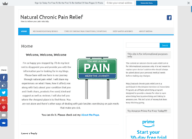 natural-chronic-pain-relief.com
