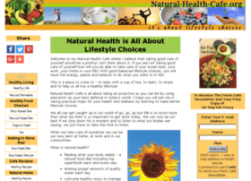 natural-health-cafe.org