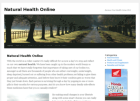 natural-health-online.org