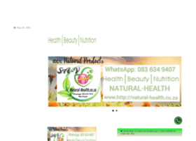 natural-health.co.za