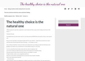 natural-healthy-choices-for-kids.com