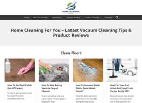 natural-healthy-home-cleaning-tips.com