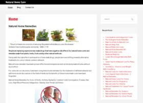 natural-home-cures.com