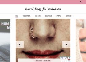 natural-living-for-women.com