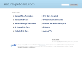 natural-pet-care.com