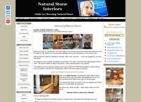 Natural-stone-interiors.com