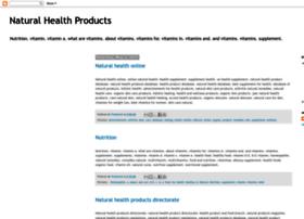 natural-treatment-products.blogspot.com