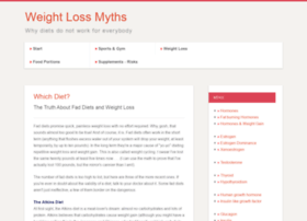 natural-weight-loss-myths-revealed.com