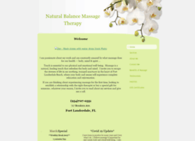 naturalbalancemassagetherapy.com