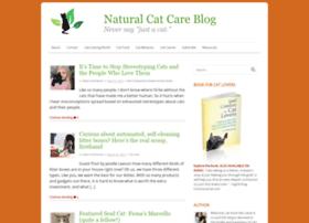 naturalcatcareblog.com