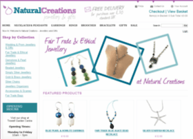 naturalcreationsjewellery.co.uk