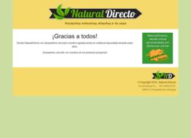 naturaldirecto.com