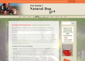 naturaldogblog.com