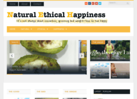 naturalethicalhappiness.com