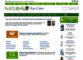 naturaleyecare.com
